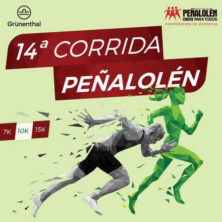 14ª Corrida Peñalolén