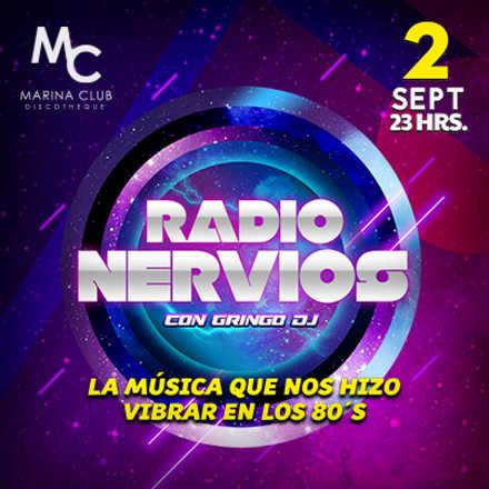 Fiesta Radio Nervios