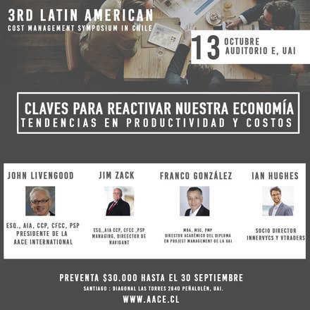 3rd Latinamerican Cost Management Symposium