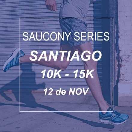 Saucony Series 10K - 15K Santiago