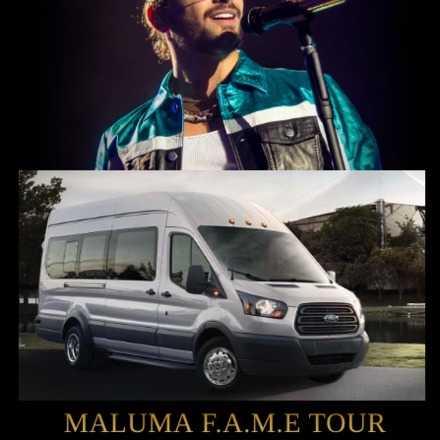 Te llevo a ver Maluma