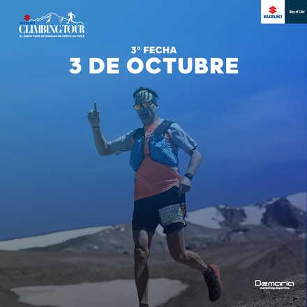 Suzuki Climbing Tour 3era fecha