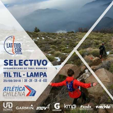 Trail Run Til -Til - Lampa 2018
