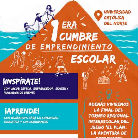 Cumbre de Emprendimiento Escolar