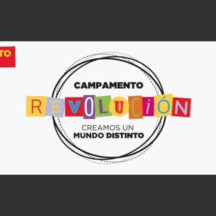 Show Apertura Campamento Revolución