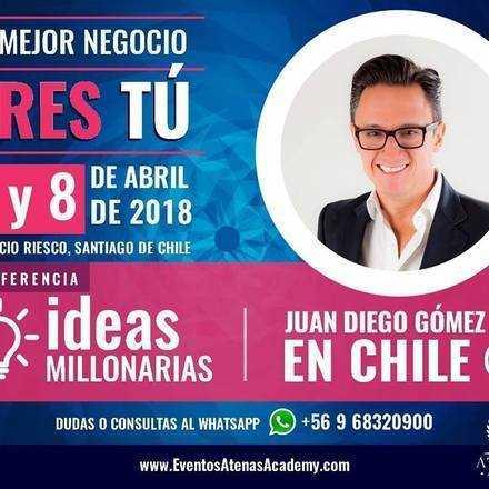 Juan Diego en Chile