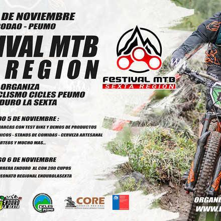 Festival MTB Sexta Region