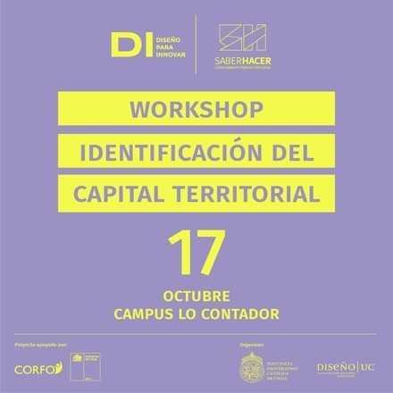 Workshop - Identificación del Capital Territorial - Saber Hacer
