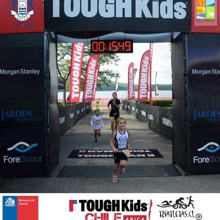 TOUGHKIDS SERIES  TRIATHLON ARICA 2019