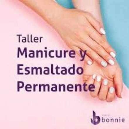 Taller de Manicure y Esmaltado Permanente (Jueves 4 de marzo 2021)