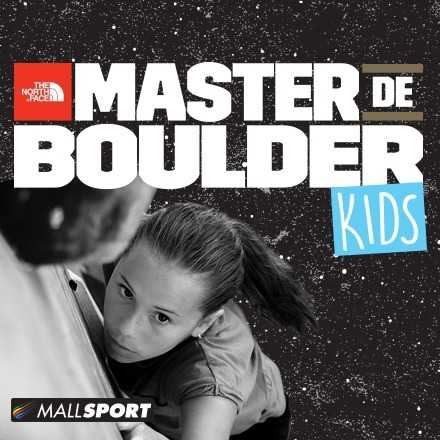The North Face Master de Boulder Kids 2017