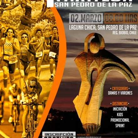 Triatlón de San Pedro, Ciudad Deportiva
