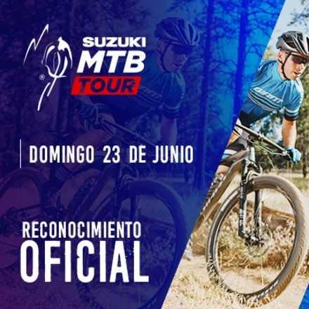 Reconocimiento 3era fecha Suzuki MTB Tour