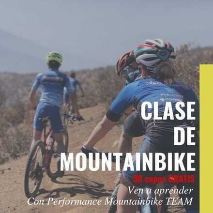 Clase de Mountainbike
