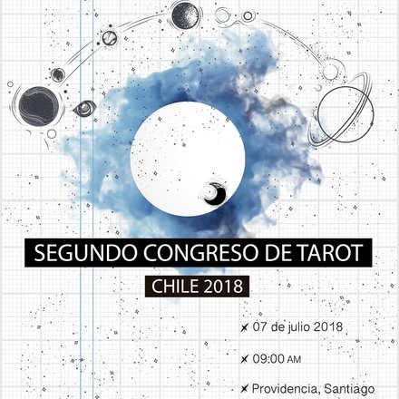 Segundo Congreso de Tarot Chile, 7 julio 2018
