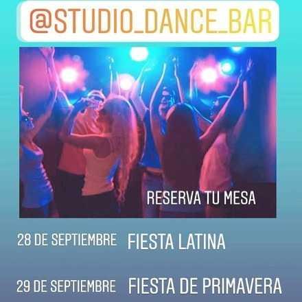 Fiesta Latinoamericana en Studio