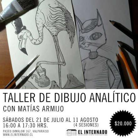 Taller de dibujo analítico - Matías Armijo