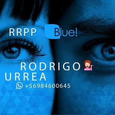 """Viernes Blue """" Lista Rodrigo Urrea """""""
