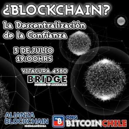 ¿Blockchain? La Descentralización de la Confianza