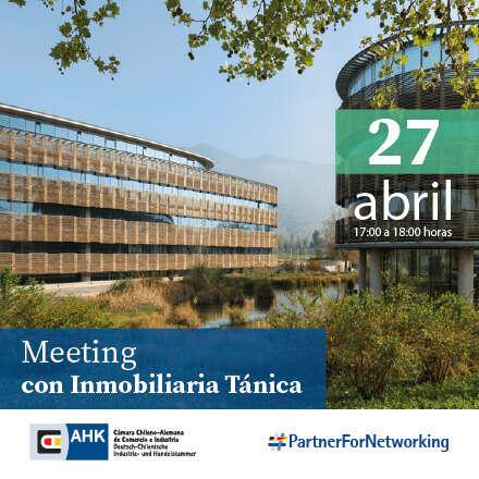 Meeting con Inmobiliaria Tánica