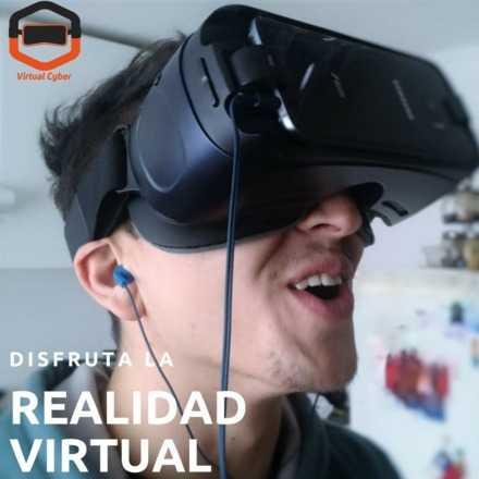 Experimenta con Realidad Virtual
