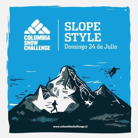 SLOPE STYLE - Columbia Snow Challenge 2016