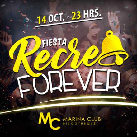 Fiesta Recreo Forever Profesores Gratis