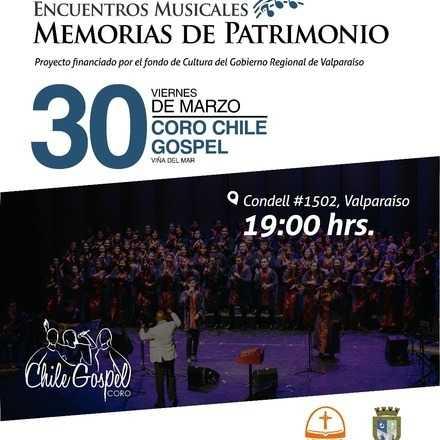 Chile Gospel en Valparaiso
