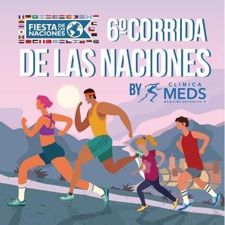 Corrida de Las Naciones by Meds