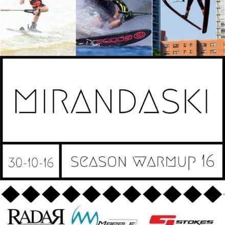 Season Warmup 2016 3 Event