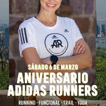 Aniversario Adidas Runners Santiago