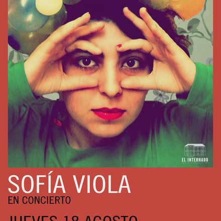 Sofía Viola en Valparaiso
