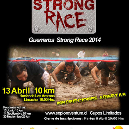Strong Race 2014