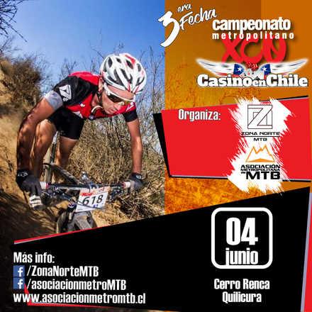 3era Fecha Campeonato Metropolitano XCO Casinoenchile.com