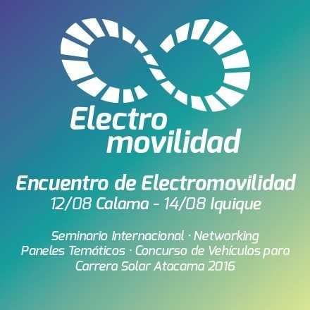 Encuentro de Electromovilidad 2015