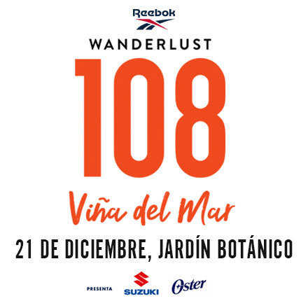 Wanderlust 108 Viña 2019