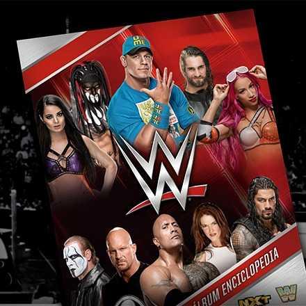 Evento Lucha Libre - Álbum WWE