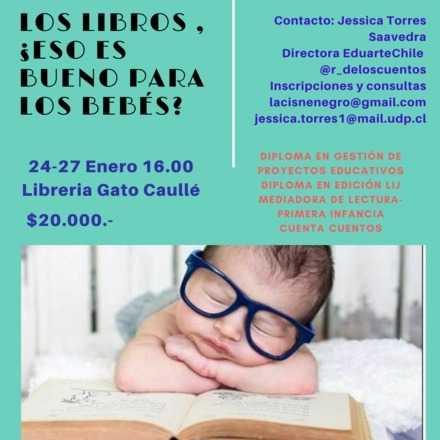 Los libros ¿Eso es bueno para los bebés?