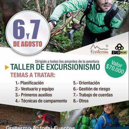 Taller de excursionismo