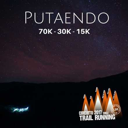 Trail Running Putaendo 2017