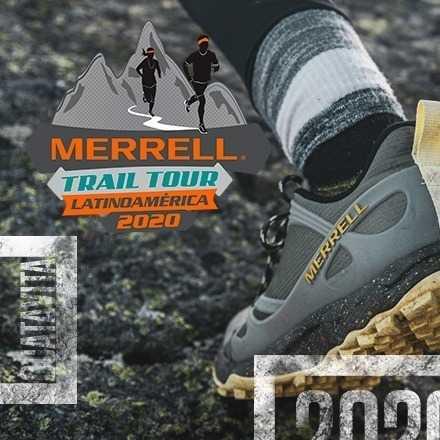 MERRELL TRAIL TOUR LATINOAMÉRICA 2020