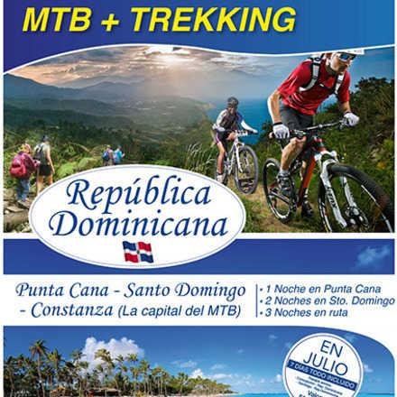 TOUR MTB y TREKKING REPUBLICA DOMINICANA