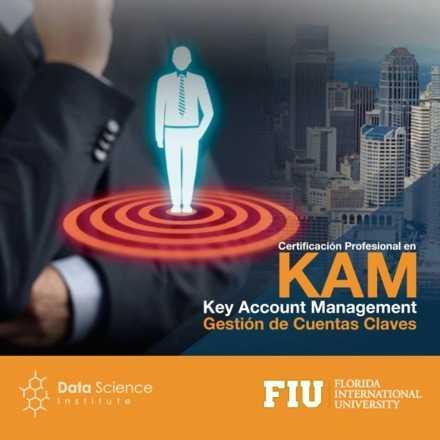 Certificación Profesional en KAM & Key Account Management Ocutbre 2018