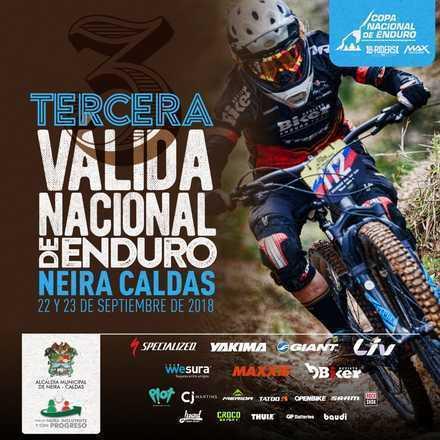 Tercera válida Copa Nacional de Enduro 2018