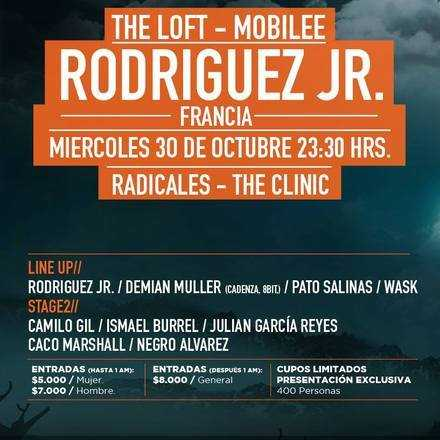 The Loft Mobilee Rodriguez Jr. [Francia]