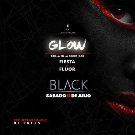 #WinterIsBlack Presenta a GLOW -Dj Press-