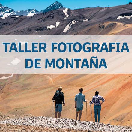 Taller Fotografía de Montaña