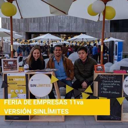 Feria de Empresas 11va versión SinLímites