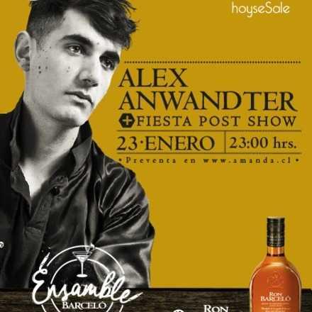 RON BARCELO PRESENTA: ALEX ANWANDTER