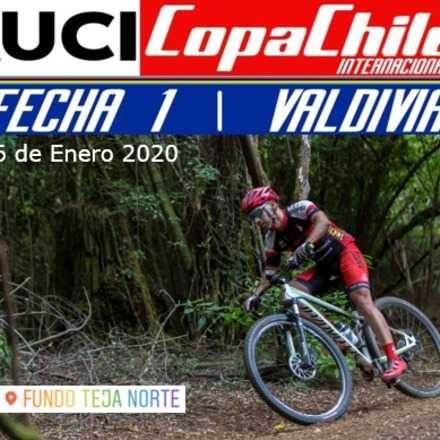 Copa Chile Internacional Valdivia 2020 By Club Rio Cruces UCI Clase 2